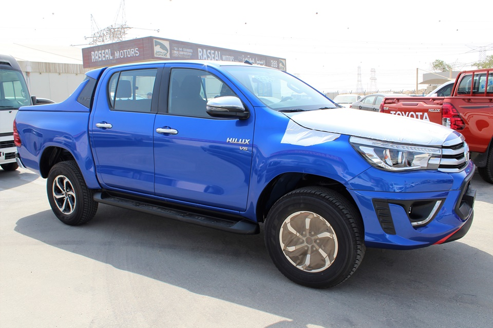 TOYOTA HILUX 2019 TAX FREE FROM UAE